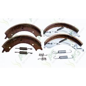 Trailer Brake Shoe Set(4Pc) C/W Springs 250 X 40mm Knott