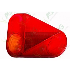 Tail Lamp Lens R/H Ifor Type