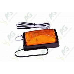 Marker Lamp Amber Led