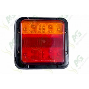 Tail Lamp Submersible 4 Function Led