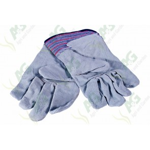 Gloves Hide Rigger