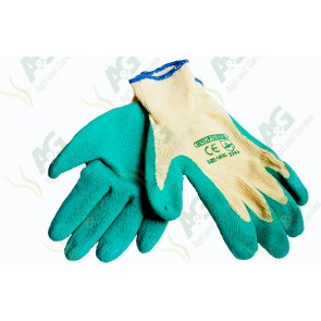 Gloves Palm Blue/Yellow