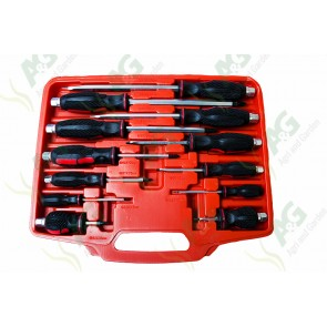 Screwdriver Set 12Pcs