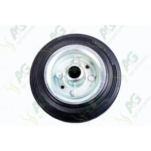 Castor Wheel Rubber 5 Inch