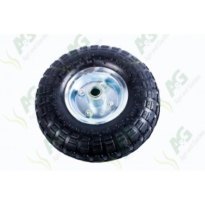Wheel Pneumatic 260 X 85 20mm Centre
