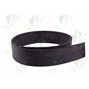 Yard Scraper Rubber 7Ft (5/8 Thick)