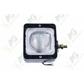 Work Lamp Square 12V