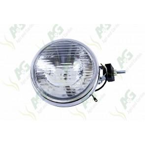 Chrome Driving Lamp 150mm