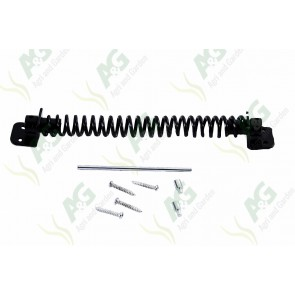 Door & Gate Spring Black 250 mm