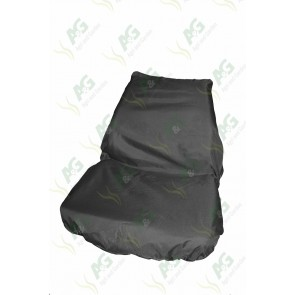 Seat Cover; Tractor Standard Grey